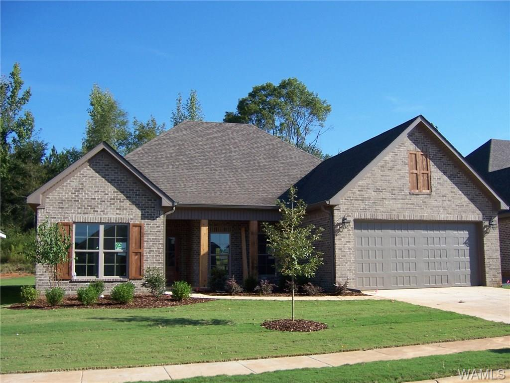 "Your dream home is waiting for you in Bristol Park! Brand new construction fit for a King and Queen! This is the subdivision all of Northport is talking about. Shiplap in the dining room, ventless gas fireplace, tray ceiling in the master bedroom with tongue and groove inlay, loaded with crown molding, hardwoods, granite, full sprinkler, the list goes on and on. Also, the neighborhood has a community pool and play ground. Hurry before ""not you"" beats you to it!"