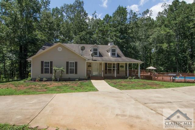 1575 Lipscomb Lake Road, Pendergrass, GA 30567