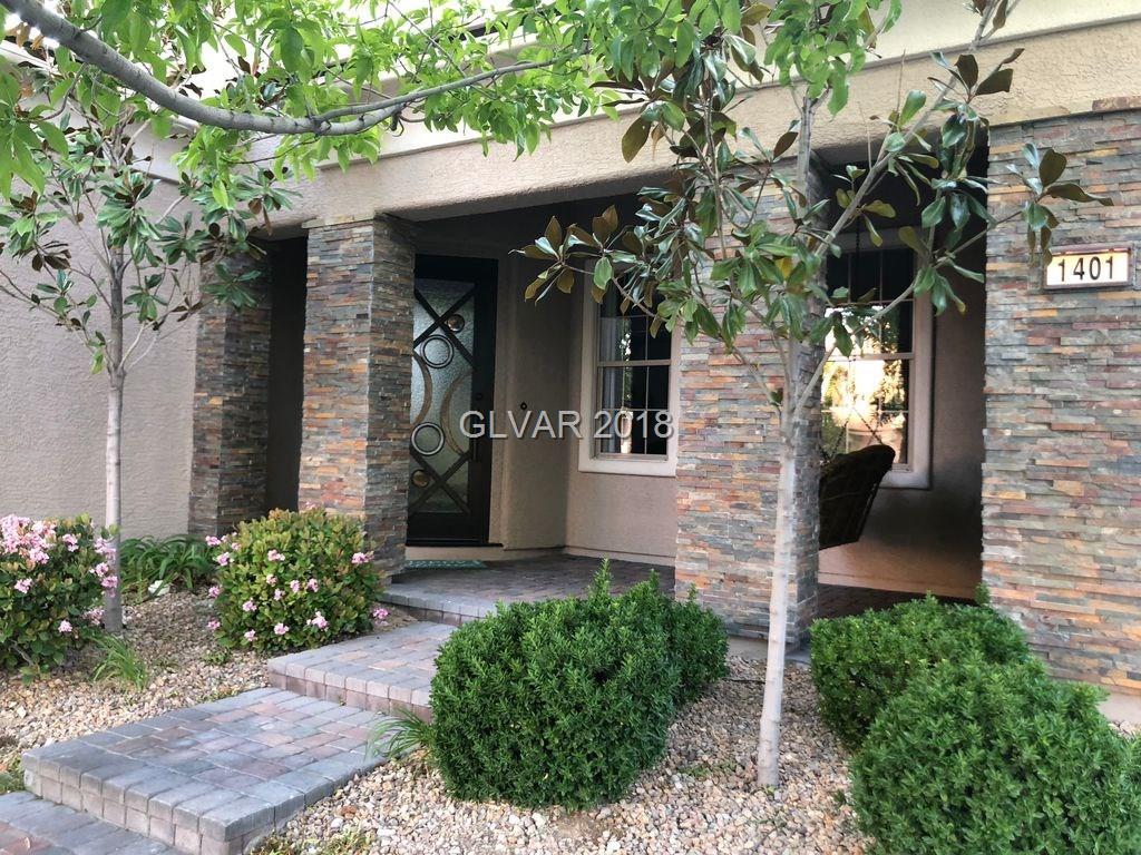 1401 SAINTSBURY Drive, Las Vegas, NV 89144