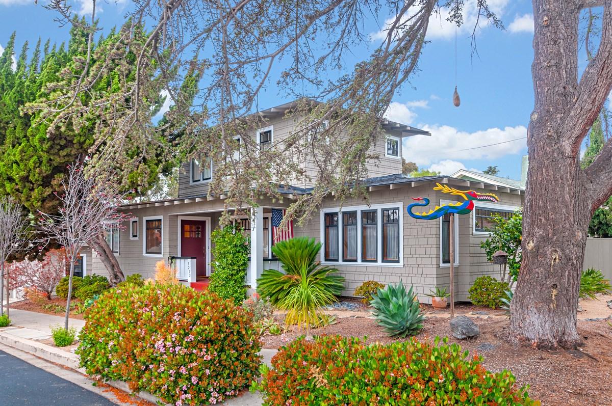 1212 W Arbor, San Diego, CA 92103