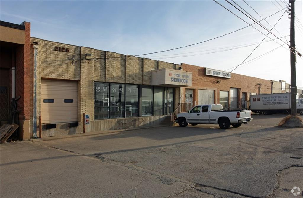 There are 3 units have 3 addresses facing on Irving Blvd. 2116, 2120, 2026 Irving Blvd., Dallas, TX 75207 Total bldg. is 15,800 sq and lot is 23,832 sq. This area is developing as resident that high rise buildings and commercial.