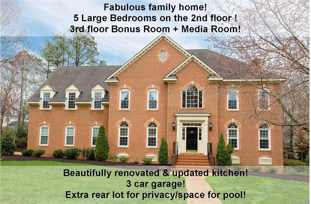 3813 Somerbrook Court, Henrico, VA 23233