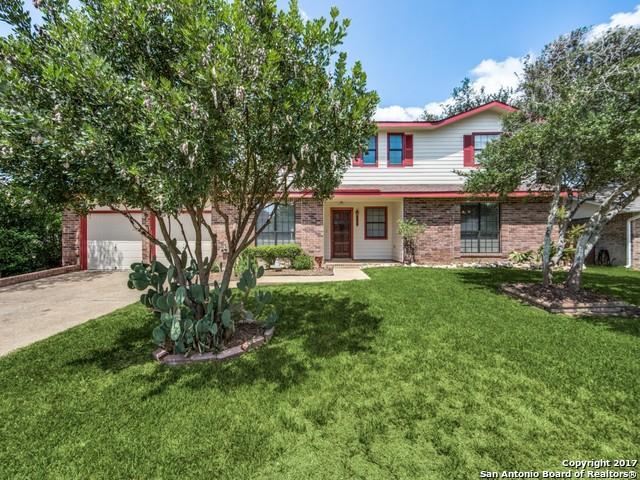 18034 SUMMER KNOLL DR, San Antonio, TX 78258