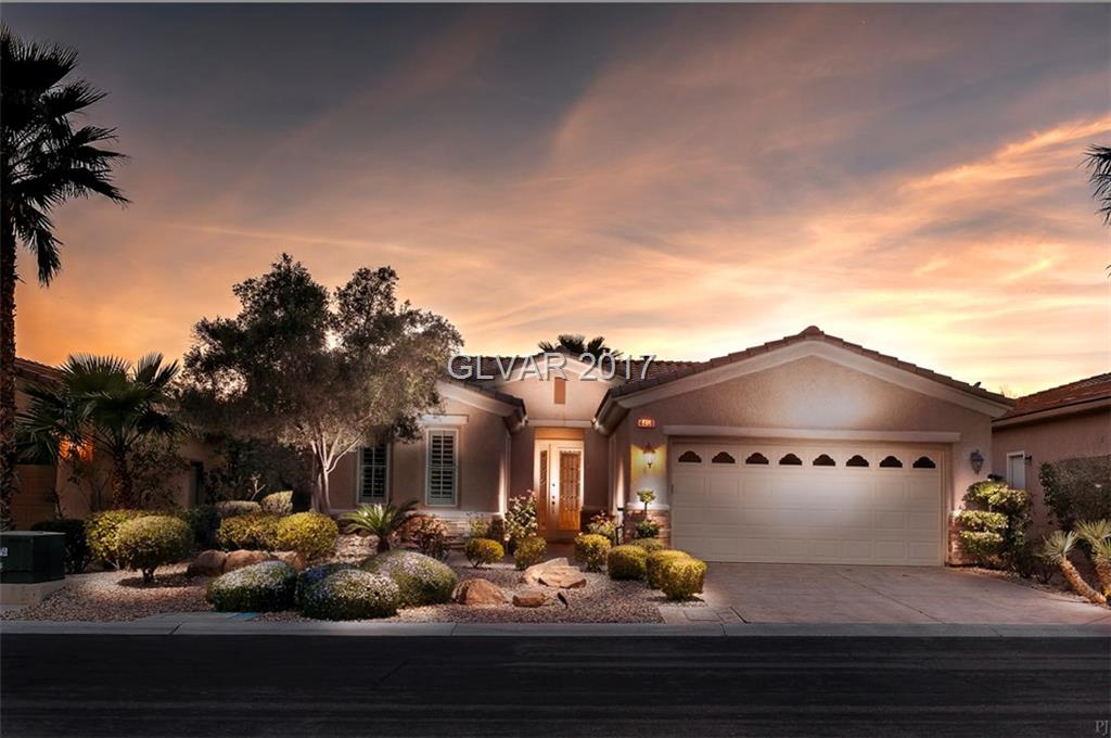 4459 LARGO CANTATA Street, Las Vegas, NV 89135
