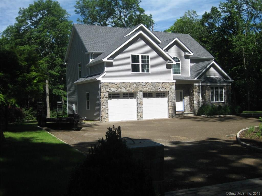 Open the front door to this spectacular New construction colonial you will see a 2 story foyer and staircase that leads up to 4 Bedroom, 3 1/2 Baths and laundry room. The Gourmet Kitchen includes a granite island w/SS appl . The Formal dining room includes hardwood floors and custom detailed molding. Family Room feature fireplace. Audio, cable and security pre-wired. All 3 1/2  baths have custom detailing. Attached 2 car garage leads to a mud room. New construction with all high end finishes. Hardwood throughout. Must see!