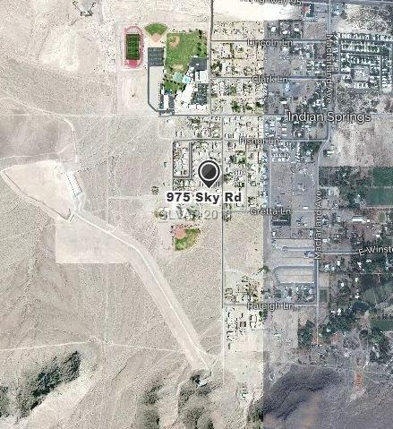 975 SKY Road, Indian Springs, NV 89018