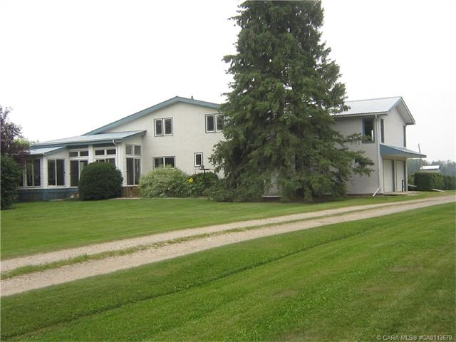 392010 Range Road 6-0, Rural Clearwater County, AB T0M 0C0