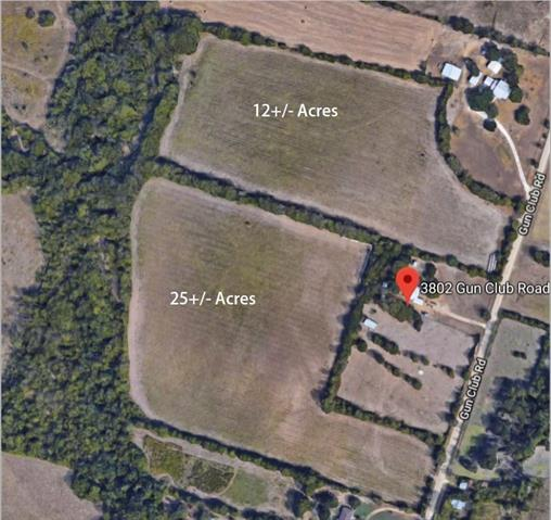 BEAUTIFUL CENTRAL TEXAS ACREAGE - Don't miss your opportunity to own a gorgeous piece of property only minutes from the city with quick access to the highway. 25 +/- acres lined by trees with a wooded area in the back with creek access. Perfect place to build your dream home or to subdivide. Utilities available. This property won't last long. Schedule a showing today.