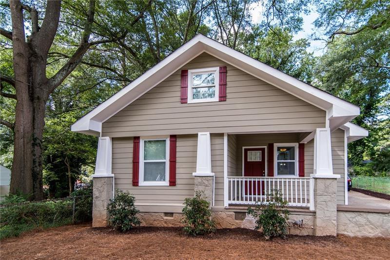1387 SW Avon Avenue, Atlanta, GA 30310