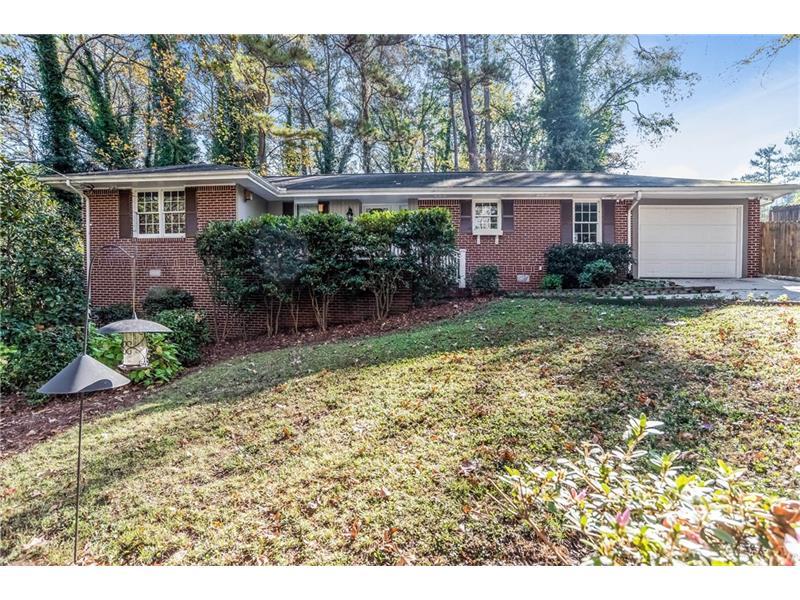 2951 Briarcliff Road, Atlanta, GA 30329