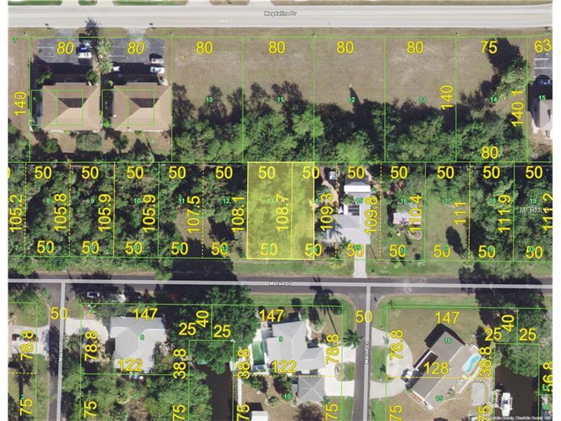 1012 MARLIN DRIVE PUNTA GORDA, Florida