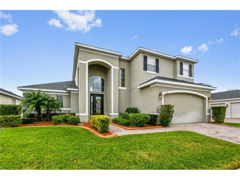 This is THE life you have been waiting for! This beautiful 4 bedroom, 2.5 bathroom home in the desired, GATED, Reatreat at Wekiva community, is waiting for you. The beautifully detailed PAVER driveway, and goregeous curb appeal are waiting to welcome you home. Light abounds in your GRAND 2-STORY entrance and living room. The separate formal dining room allows for generous enteratinment space. Preparing meals in your spacious and beautiful kitchen which boasts STAINLESS appliances, GRANITE counters, and breakfast bar overlooking the family room and breakfast nook will be a breeze. Both the living and family rooms have SLIDERS to the open and covered paver patio, making the inside of this home flow seemlessly to the out. Enjoy your morning coffee on your gorgeous partially covered patio as you enjoy the privacy of your large fenced backyard. The DOWNSTAIRS master suite is boasts a garden tub, separate shower, dual sinks, walk-in closet, and LARGE windows to let in the light. With its easy access to I-4, 417, and 17-92 your commute to anywhere becomes too easy. Don't wait, this beauty absolutely will not last!