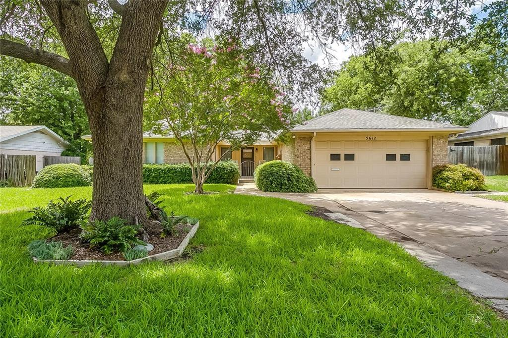 Come Look at this great starter Home! Nice home in established neighborhood, well taken cared of, includes a nicely landscaped back yard with 2 storage sheds with sprinkler system. Home does have foundation issues, will be repaired before closing with a transferable warranty to new owner.