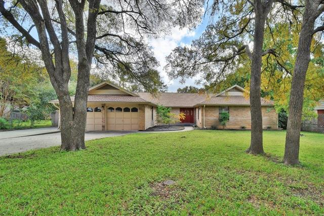 Some updating has been done, however, price reflects opportunity for buyer to update/upgrade additional features. Excellent location and beautiful established subdivision. Close to toll roads, shopping, and much more. Close proximity to Springwoods Pool, a municipal pool. Large trees and quiet street.