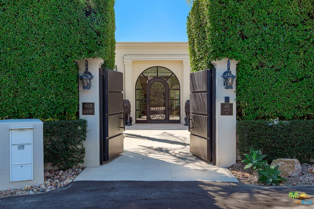 475 E VALMONTE SUR, Palm Springs, CA 92262