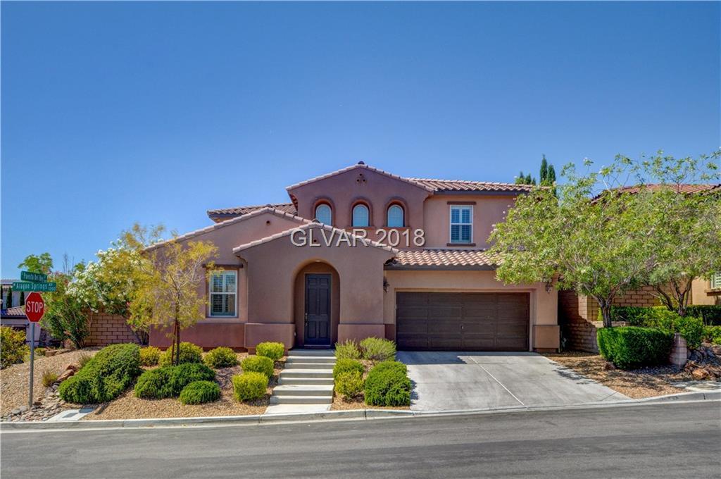 12021 ARAGON SPRINGS Avenue, Las Vegas, NV 89138