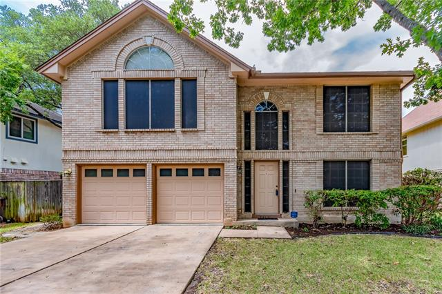 You don't want to miss this 4 bedroom, 2 1/2 bath in northwest Austin! This property features a family room with fireplace that opens to the kitchen and breakfast area, cathedral ceilings, double vanity, separate shower, walk-in closets, and plenty of storage! Rattan Creek Community Center and park are within a block, mature trees and a great yard. You'll be near great places to shop and eat as well as McNeil High School, access to 183, Parmer Lane and I45.