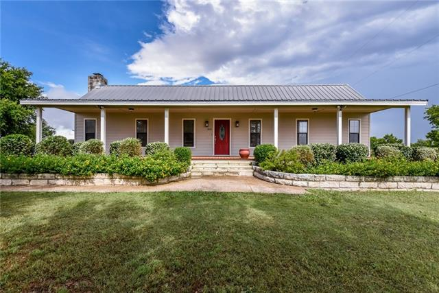 13+/- acre horse and cattle ranch with 3169 sf custom home in Holland, Texas. Home has 3bd, 3ba, w/ gameroom, office/den, mud rm, three covered porches, large living rm w/ fireplace and two car detached garage. The property has black soil and a wet weather creek (Cathey Creek) with a spring-fed pond. The four stall horse barn with tack rm and wash area. Additional improvements include 60' round pen, two 80'x80' paddocks with loafing sheds and 120'x200' riding arena. Ag exempt, no deed restrictions.