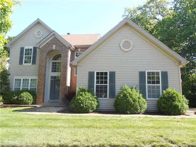 877 Wellesley Place Drive, Chesterfield, MO 63017