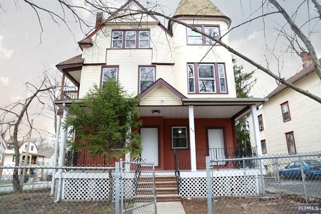 46 Hamilton Street, East Orange, NJ 07017