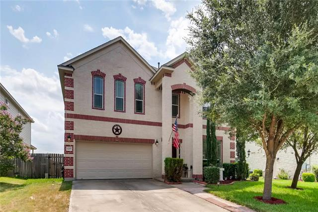 Beautiful, spacious 5 bed/4 bath home located in Pflugerville! Featuring an extra large master retreat with a private balcony and fireplace, a gorgeous open kitchen with granite counters and plenty of cabinet space, a butler's pantry, and game/theater rooms for entertaining or extra living space. Beat the Texas heat on the large covered patio in the backyard - perfect for entertaining friends and family!