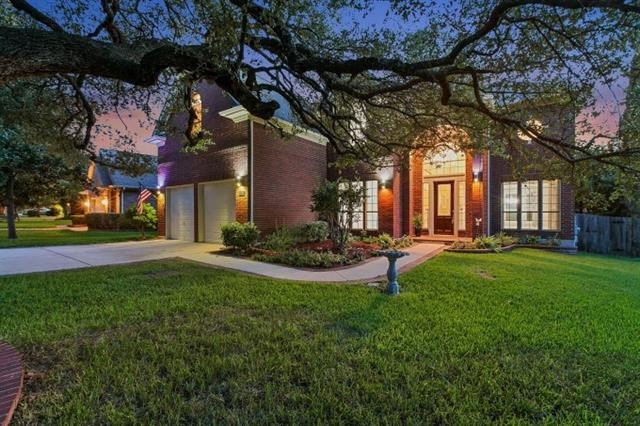 METICULOUSLY CARED FOR HOME WITH TONS OF UPGRADES. LED LIGHTS, NEW PAINT THROUGHOUT, NEST THERMOSTAT, ALL NEW LIGHT FIXTURES, REMODELED BATHROOMS AND KITCHEN, NEW SS APPLIANCES, NEW PLUMBING FROM THE WALLS OUT, NEW MARBLE FIREPLACE SURROUND, AND NEW CARPET THROUGHOUT. TONS OF STORAGE AND INVITING BACK YARD. WALKING DISTANCE TO NEIGHBORHOOD POND AT ONE END OF THE STREET AND POOL ON THE OTHER.