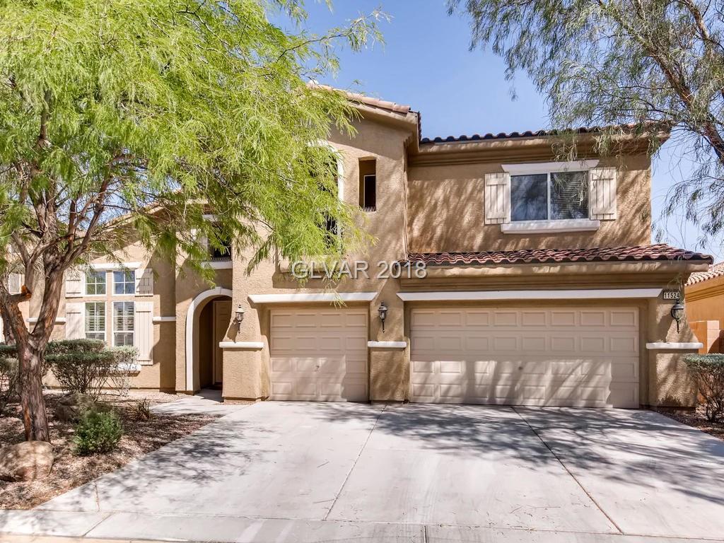 11524 ZAGAROLO Lane, Las Vegas, NV 89141