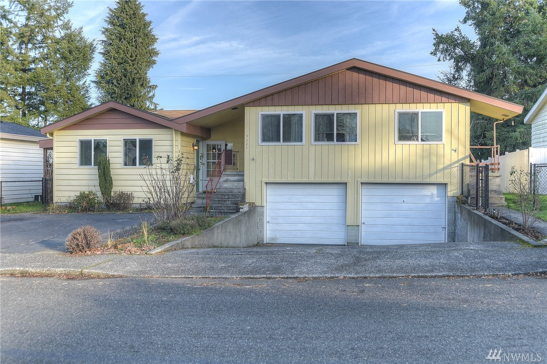 Start 2018 right with this duplex in superb Carlyon District. These units have all the improvements, fresh paint, newer roof, vinyl windows etc. Each unit has its own garage stall and private backyards that abuts up to Olympia high school. Suits owner occupancy well!