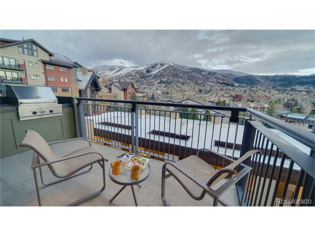 Residence 503 presents a rare opportunity to own a Whole Ownership income property at One Steamboat Place. The residence is currently triple net leased to Exclusive Resorts until April 30, 2018. The residence has fabulous mountain views and One Steamboat Place is the most luxurious Ski In/Ski Out property in Steamboat. For more information please call Todd Allsberry on his mobile 970-846-4897