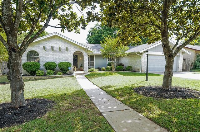 MASSIVE REMODEL IN 2018 !! UPDATED BEAUTY IN & OUT-ON HUGE LOT-SURROUNDED BY TREES. 4 sides brick + hardiplank, this beauty can't be beat! Kitchen OPEN to FR + new cabinets w/ under cab. Ltg- Granite Cntrs.-white subway tile splash & SS Samsung Appliances-including refrig. HS Hickory wood flrs! New carpet! Both BATHS- new cabinets & granite cntrs + new tile in showers !! Private backyd. Includes a playscape and workshop-perfect for storing mowers and yard equip. HUGE-shaded back patio! RARE- GAMEROOM!
