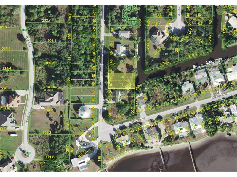 171 NORTHSHORE TERRACE PORT CHARLOTTE, Florida