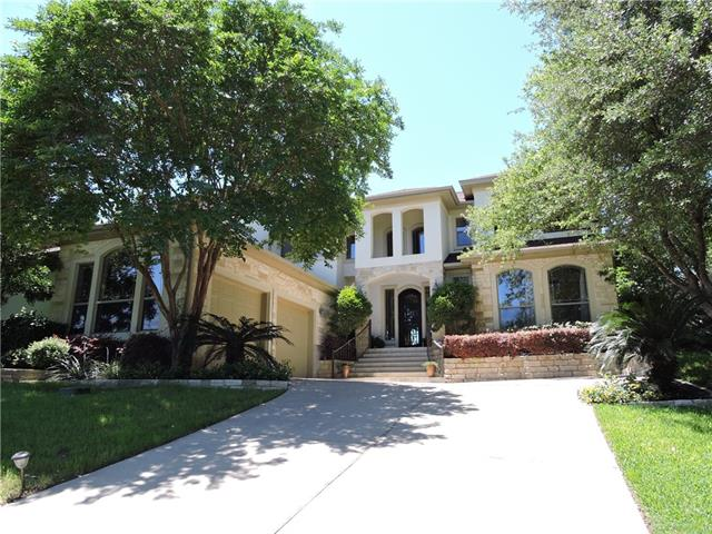 GOLF COURSE VIEWS! Lovely 2001 custom w master on main. No HOA! Open plan w spacious kitchen/dining, huge granite island, 2 NEW convection ovens, painted cabinets, plus gas cooktop. Arched foyer, living rm with wood floors, high ceilings, fireplace, art niches. MBR has 2 large closets, jetted tub, tiled shower. Front BR (office) adjoins full bath. Upstairs, dramatic catwalk, airy bonus room, 2 balconies, 2 BRs w ensuite bath, Jack/Jill vanities. Outside free-form patio backs to golf course, very private.