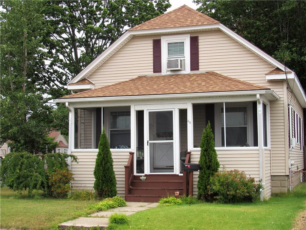 60 Whittier RD, Pawtucket, RI 02861