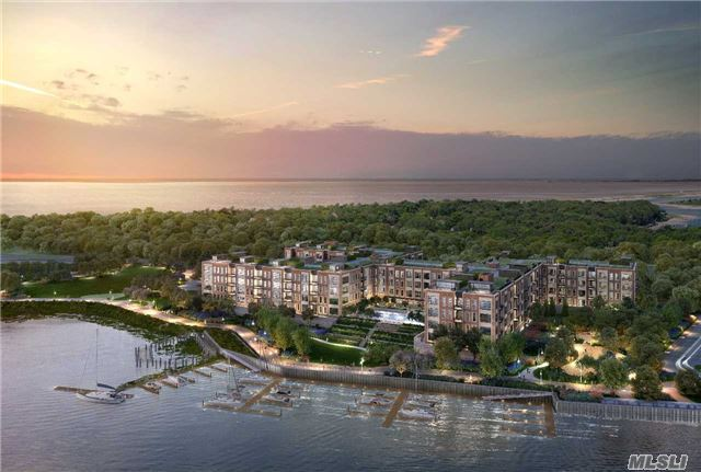 Set On 56 Waterfront Acres,Garvies Point Is The North Shore's Most Dynamic New Community. The Beacon Comprises 167 Picturesque 1,2 And 3 Bedroom Condominiums Within 1 Hour Of Manhattan.Exclusive Resident Services Including A Doorman & Concierge,Building Amenities Including A Fitness Center,Yoga Studio Library, Lounge,Screening Room & Outdoor Pool. Starting At $575,000