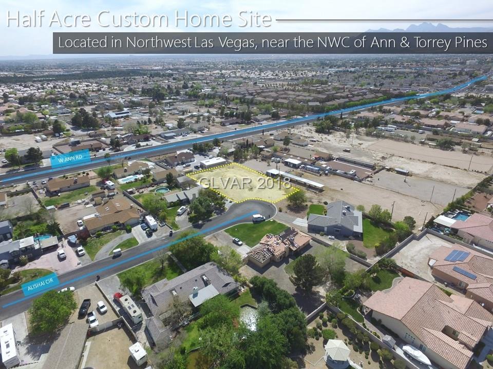 Ann Rd & Torrey Pines, Las Vegas, NV 89130