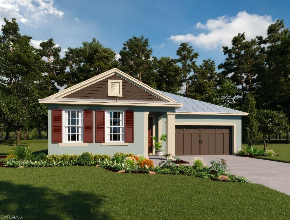 "HUGE PRICE REDUCTION! This new construction, Ashton Woods home has 3 bedrooms, 2 baths and a beautiful open kitchen overlooking a spacious living and dining room. The kitchen is uniquely designed with wrap around upgraded cabinetry featuring a sizeable island. The ""Genova Floorplan"" provides plenty of windows for natural light throughout the home. Enjoy the extended covered lanai, easily accessible from your living room via a wall of sliding glass doors, a fabulous place to relax and enjoy the beautiful Florida winters. Naples Reserve boasts some of the most luxurious amenities in the area. Residents can enjoy a spectacular lakeside clubhouse with café and state of the are fitness center, boating, paddle-boarding, kayaking and other watersports on the 125 acre recreational lake. There are tennis courts, pickleball courts, bocce ball, beach volleyball and miles of walking and biking trails. Have a pet, Naples Reserve is pet friendly with two dog parks. This is your opportunity to live the ultimate Florida lifestyle!"