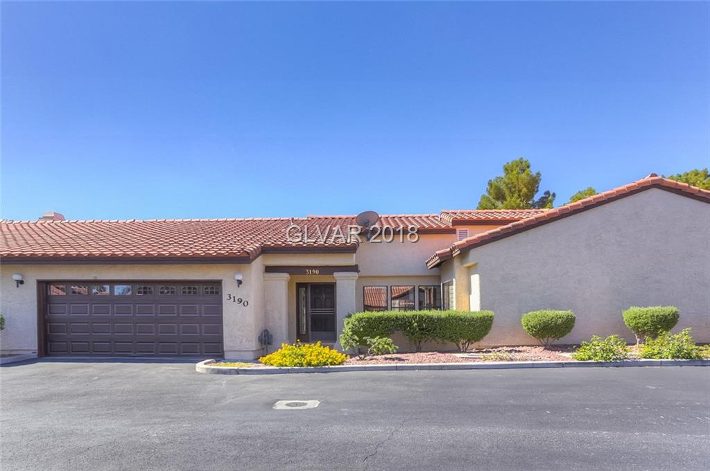 SINGLE STORY GV TOWN HOME. VERY POPULAR MODEL, GATED 3bd 3bth PLUS DEN. Popular 2109 sqft,Vaulted Ceilings,Skylight, Gas Fireplace,Oversized 2car garage w/ storage,Sunken Family Rm,Breakfast Bar,Back Covered/Fenced Patio, Front Courtyard, Fresh Paint, Potfiller. No rental restrictions. HOA covers: water,trash,grounds,sewer,exterior paint,roof,2 pools, tennis courts. Quick access to freeways, HURRY WONT LAST!