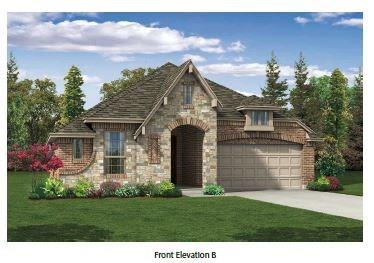 MLS# 5683129 - Built by Pacesetter Homes - November completion! ~ See builder for plan details. Construction has started. Nov or Dec move in. Expanded pantry, spacious covered porch, water softener loop, and full irrigation. Gorgeous finishes and blinds throughout. Interior fireplace, upgraded gas SS appliances.  8' interior doors make this Prescott plan a beauty!!