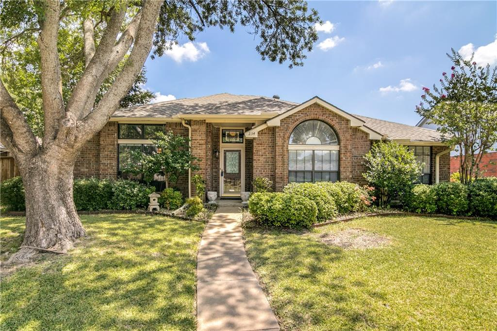 234 E Ridgegate Drive, Garland, TX 75040