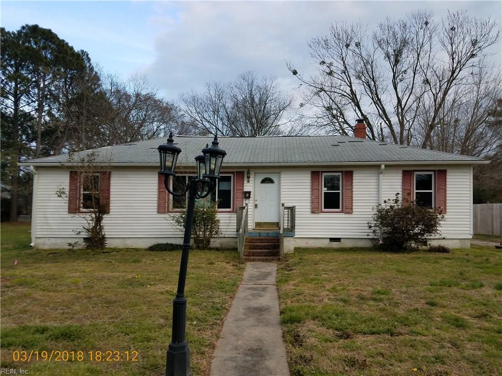 24 Westminister Avenue, Hampton, VA 23666
