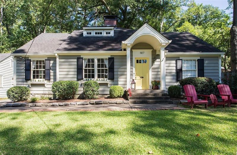 1107 Rosedale Road NE, Atlanta, GA 30306