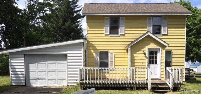 Looking for a Labor of Love? Then you have landed on the right home. 3 bedrooms 1 bathroom. Just needs some time and attention to get this home up to a great look. Has lots of old house charm with plenty of space and unique features. Newer roof. Out building.