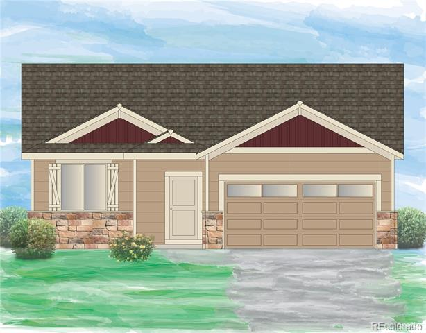 The Wolf Creek by Aspen Homes. Ranch w/2 bed, 2 bath w/full UF daylight bsmt. Master w/walk-in closet. Eat-in kitchen w/island, granite counters, walk-in pantry, undermount sink, 30inch upper cabinets & choice of SS or slate appliance package. Standards: A/C, Smart Phone compatible thermostat, tankless H20 heater, 9ft walls on main, front yard landscape. Save $$w/this highly efficient home-95%eff furnace & extensive air sealing package. $3,000 Closing Cost Credit w/Preferred Lender-3 Great Lenders to Choose From!