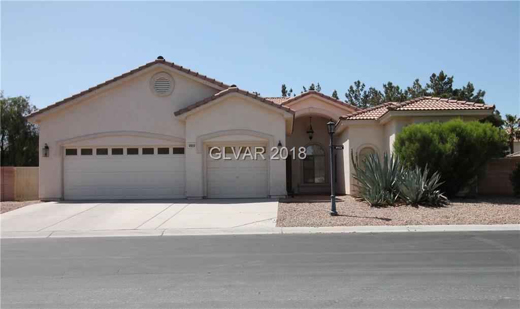 4933 GREY MESA Street, Las Vegas, NV 89149