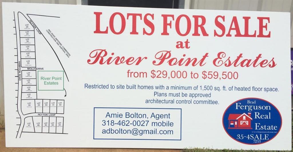 Lot 28 Hampton Rd., NATCHITOCHES, LA 71457