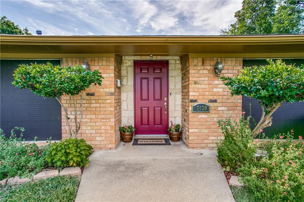 5 Miles from Downtown Dallas, on over .35 of an acre. Set on a culdesac with two huge backyards & alley entry 2-car garage. Enter to a sunken great room with a fireplace that flows into the eat-in kitchen with double oven, recent granite countertops, & brick backsplash. Meditation room with sauna & skylight that leads outside to a long covered deck that overlooks one of the back yards. Large master with 2 closets, vanity & ensuite with granite counters. Front reading room will work great as an office. Recent updates  Roof, Dishwasher, rangehood, fresh paint, granite in kitchen & master bath, marble in hall bath, electric panel, solar screens, thermostat & AC compressor.