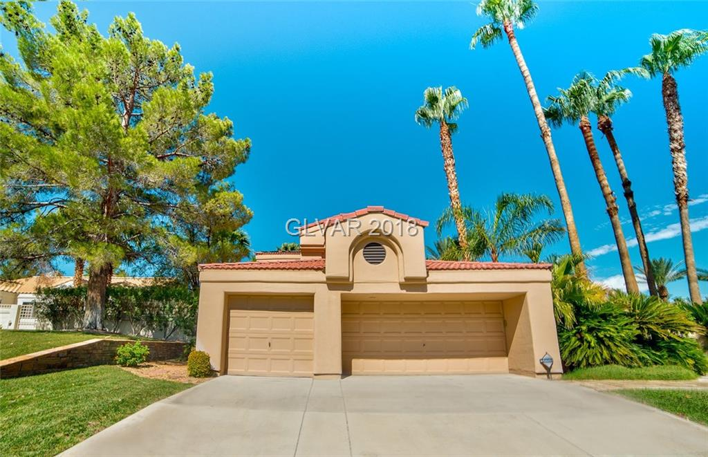 Welcome home to your refreshing, sparkling, resort style pool in the beautiful Palm Valley Estates neighborhood. In the winter cozy up with 3 crackling fireplaces. Lush landscaping, covered patio, balcony. This house is clean and ready for a new owner to call home.