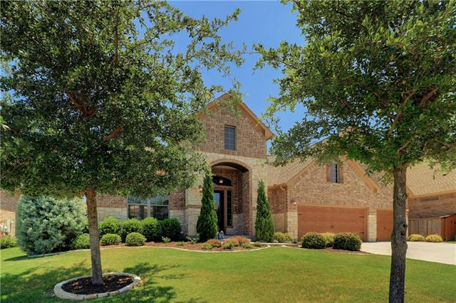 *Fabulous open flrplan w/master separated from secondary bedrms*3 bedrooms+private study*Incredibly upgraded island kitchen—SS appliances, granite, cabinets—open to large family room*Large breakfast room*Sunroom/2nd living off kitchen*Extensive & GORGEOUS dark hardwood floors thru out most of home*Fabulous high ceilings*Courtyard/patio + covered back patio*IMPECCABLE CARE by original owner*3-car garage*Professionally & beautifully landscaped—full sprinkler sys*Taylor Morrison Ellington plan*GORGEOUS HOME!