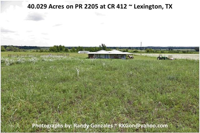 OWNING A FARM YOUR DREAM? 40ac organically farmed for 10 yrs (not certified), Ag rated well permitted to pump 50K gal/day, 100% Fenced High-Tensile Steel Game Fence, 1/2 ac 10ft d pond w/ perch/catfish-never dry, 4ac fenced for planting, Grass: Tifton 85 & Coastal/some native, 51% minerals owned will convey, 640 sqft unfinished but livable cabin w/ septic, electric, well water+ softener, plus 1088 sqft covered wrap porch. Horses, Shipping Containers, Tractor Negotiable. CALL AGENT FOR COMBO TO BLUE LOCK.