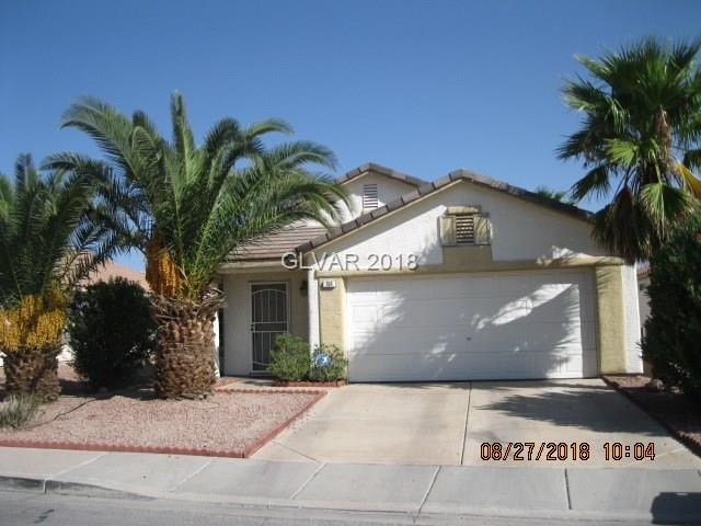 Here we go ! Single story with a pool - large living room offers a space for dining. Kitchen offers a island, pantry and breakfast bar. Separate family room or you could use it as a dining area- your choice. Private pool just off family room/dining area. Nice size master bedroom with walk-in closet, double sinks plus a sliding door to the pool. Don't delay come view today